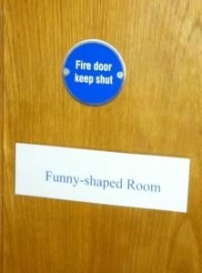 """Funny Shaped Room"""