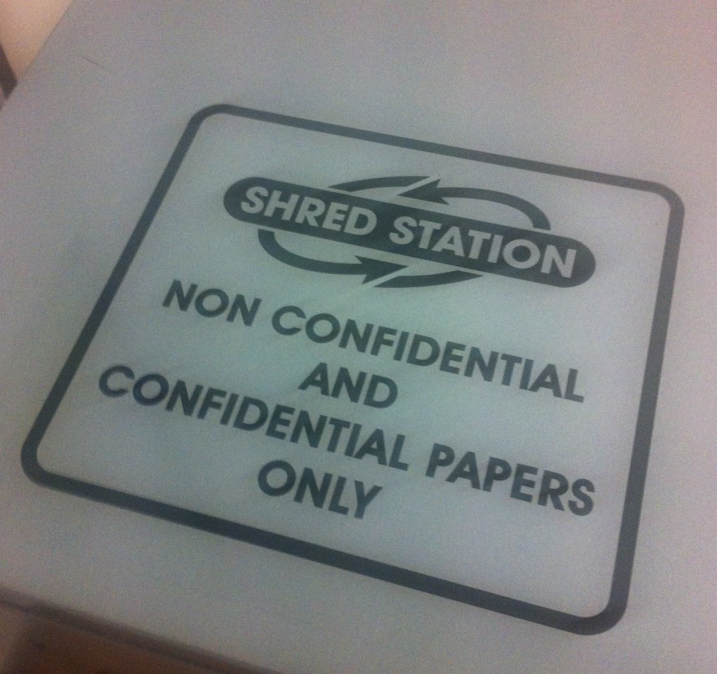 Non-confidential and Confidential Papers Only