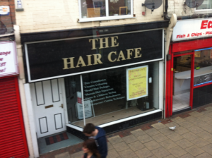The Hair Cafe