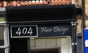 404 Hair Design