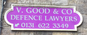 V. Good and Co. Defence Lawyers