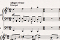 Organ Prelude extract